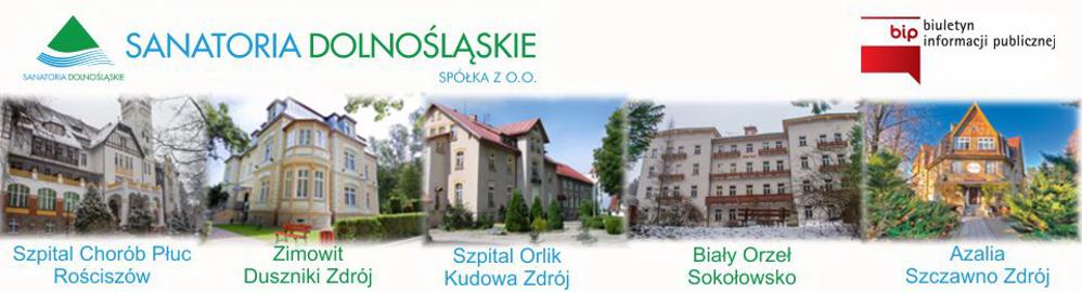Sanatoria Dolnośląskie sp. z o.o. - Szpitale, Sanatorium, Rehabilitacja Dzieci, Zakłady Opiekuńczo Lecznicze